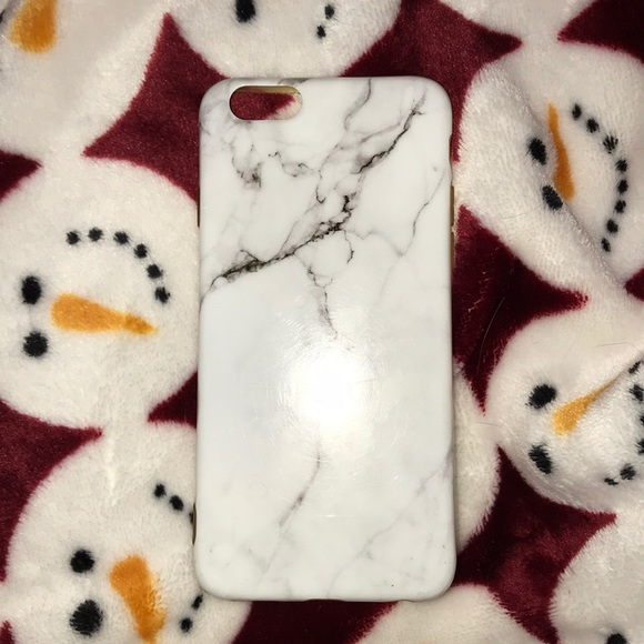 MilkyWay Accessories - iPhone 6 marble case